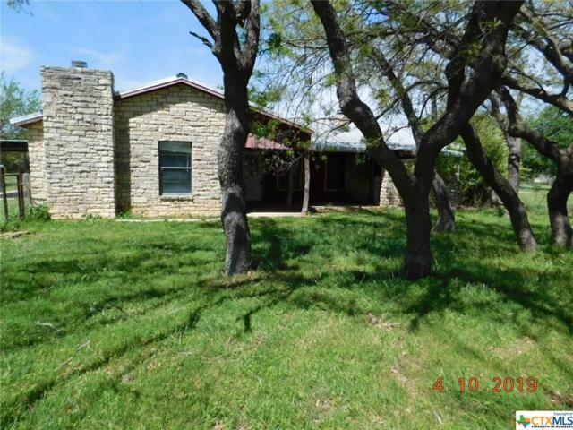 111 County Road 310, Goldthwaite, TX 76844 (MLS #374716) :: The i35 Group