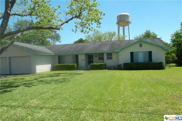 429 N Church, Goliad, TX 77963 (MLS #374975) :: The i35 Group