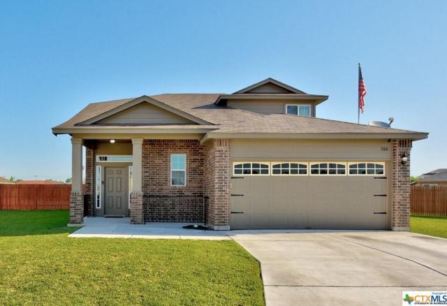 104 Hawk Circle, Luling, TX 78648 (MLS #375011) :: Erin Caraway Group
