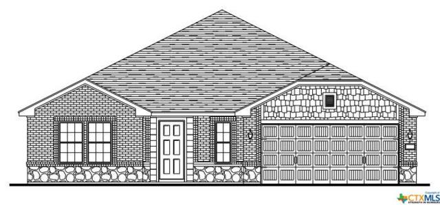 6500 Catherine Drive, Killeen, TX 76542 (MLS #375084) :: The i35 Group