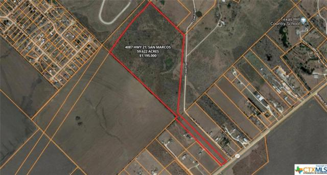 4087 Highway 21, San Marcos, TX 78666 (MLS #375111) :: The i35 Group