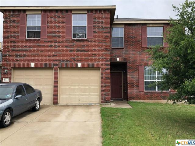 6513 Griffith Loop, Killeen, TX 76549 (MLS #375209) :: The Graham Team