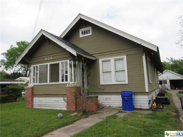 409 E Hochheim, Yoakum, TX 77995 (MLS #375232) :: Kopecky Group at RE/MAX Land & Homes