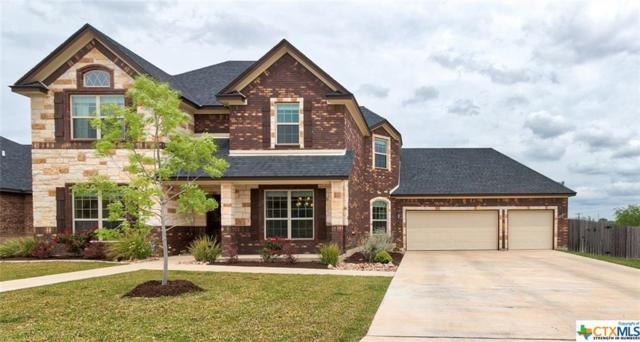 1611 Gold Splash Trail, Harker Heights, TX 76548 (#375343) :: 12 Points Group