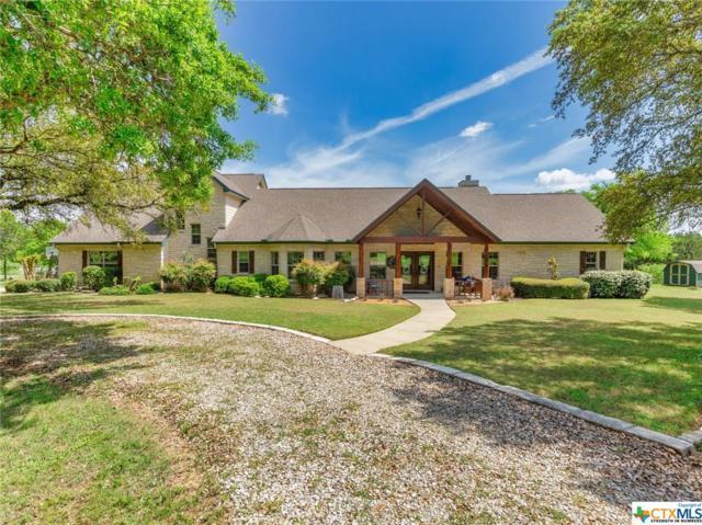 92 Cedar Trails Drive, Morgan's Point Resort, TX 76513 (MLS #375424) :: Brautigan Realty