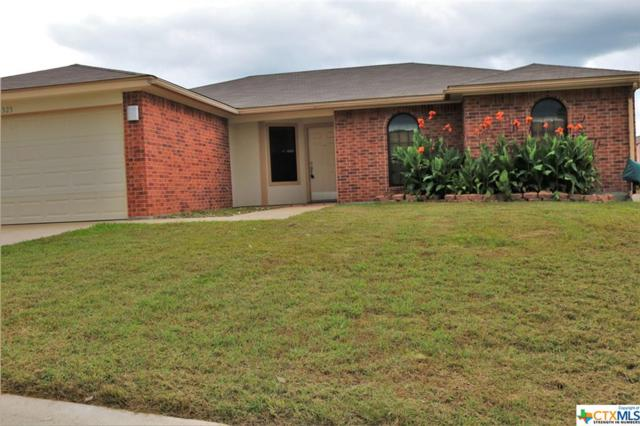 1323 Katelyn Circle, Copperas Cove, TX 76522 (MLS #375447) :: The i35 Group