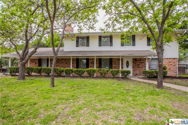202 Live Oak Drive, Harker Heights, TX 76548 (MLS #375623) :: The Zaplac Group