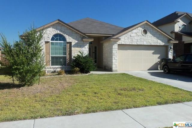 4803 Old Homestead Street, Killeen, TX 76549 (MLS #375636) :: Vista Real Estate