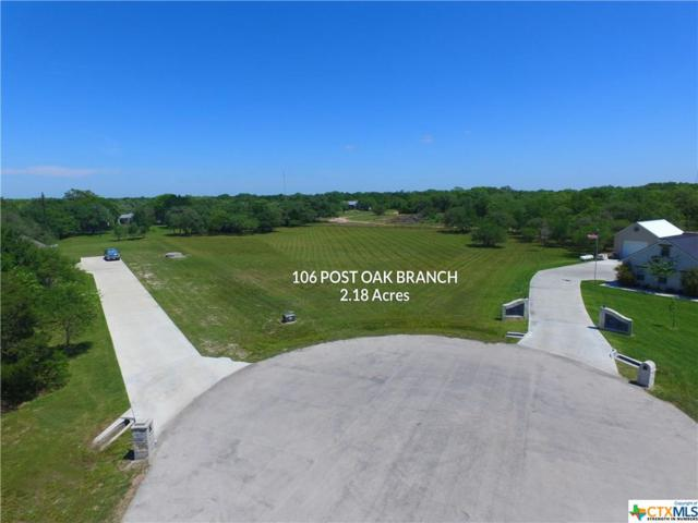 106 Post Oak Branch, Inez, TX 77968 (MLS #375687) :: Kopecky Group at RE/MAX Land & Homes