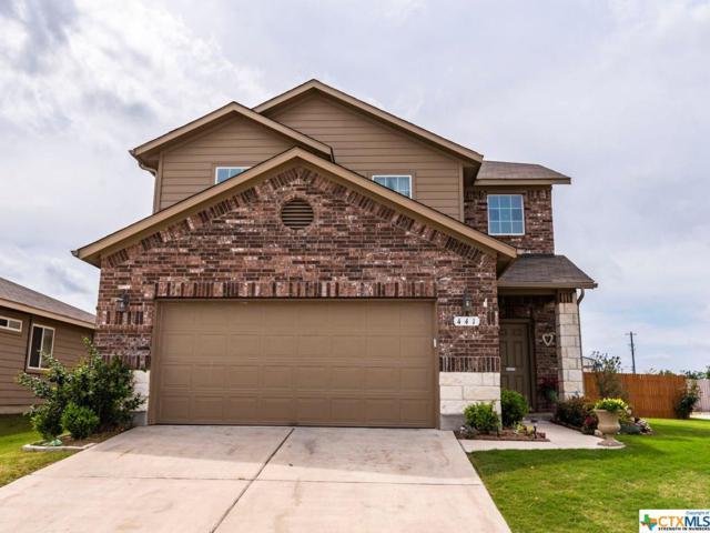 441 Moulins Lane, Georgetown, TX 78626 (MLS #375826) :: RE/MAX Land & Homes