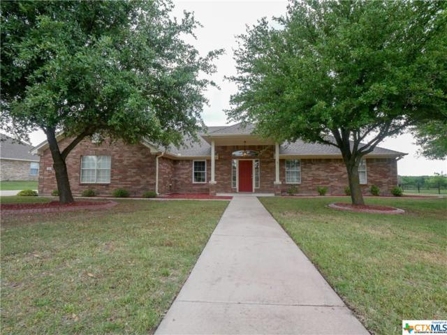 280 Wyatt Earp Loop, Nolanville, TX 76559 (MLS #375870) :: The Graham Team