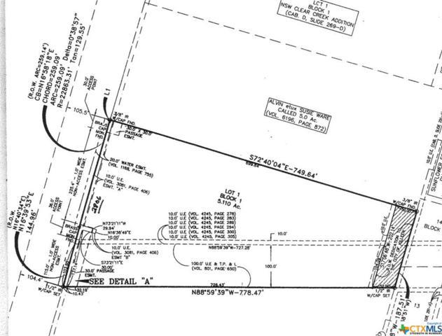 2806 S Clear Creek Road, Killeen, TX 76549 (MLS #375935) :: Magnolia Realty