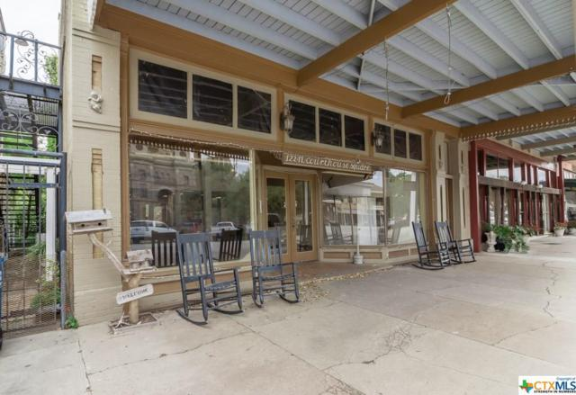 118 N Courthouse Square, Goliad, TX 77963 (MLS #376277) :: The i35 Group