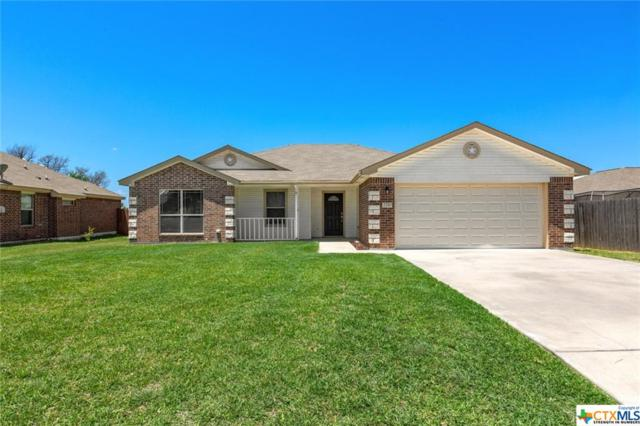 2210 Carriage House Drive, Temple, TX 76502 (MLS #376343) :: The Graham Team