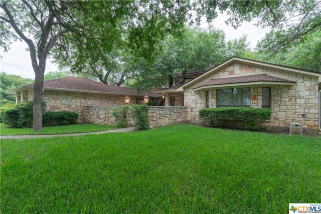 1625 Indian Trail, Salado, TX 76571 (MLS #376507) :: Brautigan Realty