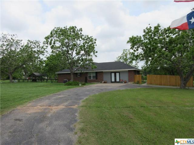 1102 Lavaca Street, Yoakum, TX 77995 (MLS #376543) :: RE/MAX Land & Homes