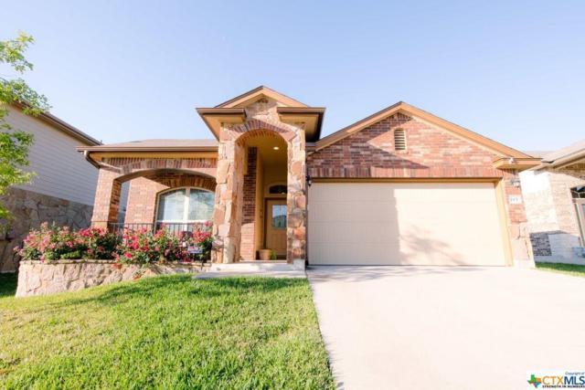 115 Crocker Drive, Temple, TX 76502 (MLS #376698) :: Berkshire Hathaway HomeServices Don Johnson, REALTORS®