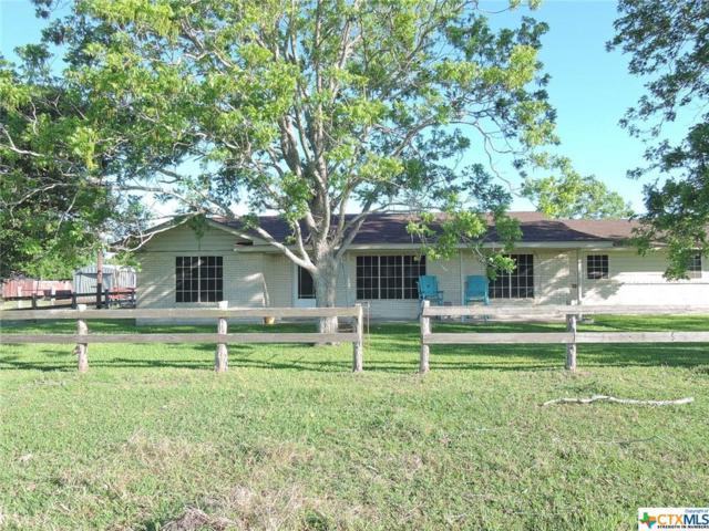 842 Schmidt Rd, Inez, TX 77968 (MLS #377897) :: RE/MAX Land & Homes