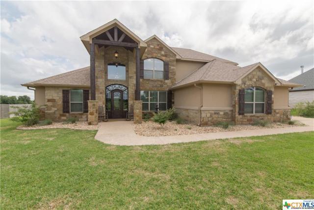 11047 Stinnett Mill Road, Salado, TX 76571 (MLS #378126) :: The Graham Team