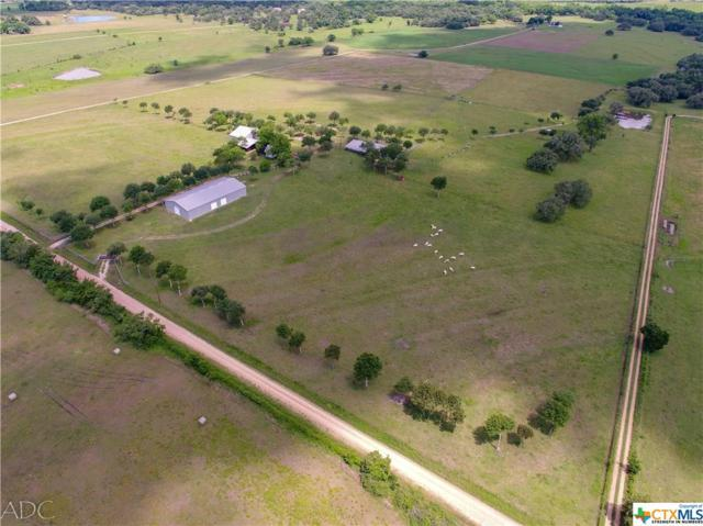 364 County Road 176, Hallettsville, TX 77964 (MLS #378328) :: The Graham Team
