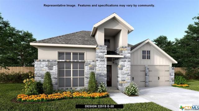 1169 Hammock Glen, New Braunfels, TX 78132 (MLS #378344) :: Erin Caraway Group