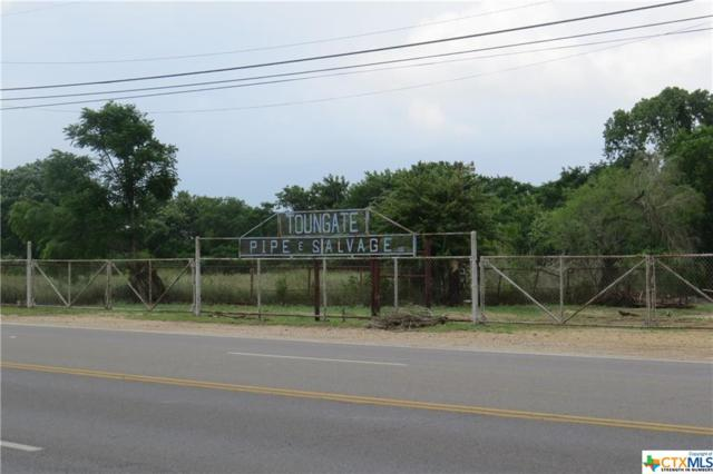 1615 E Pierce Street, Luling, TX 78648 (MLS #378707) :: The Zaplac Group