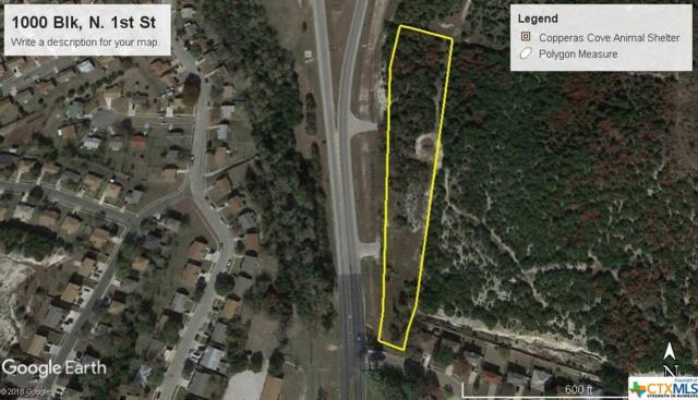 1000 Blk N 1st Street, Copperas Cove, TX 76522 (MLS #378842) :: The Graham Team