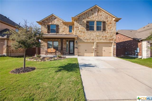 252 Norcia Loop, Liberty Hill, TX 78642 (#378875) :: Realty Executives - Town & Country