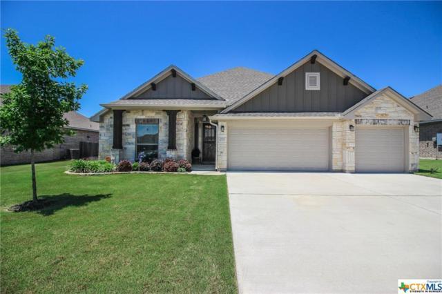 10707 Bryson Drive, Temple, TX 76502 (MLS #378939) :: Brautigan Realty