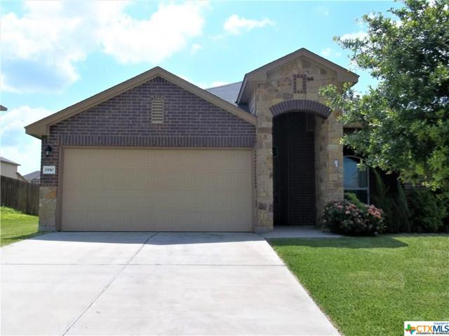 1910 Coy Drive, Copperas Cove, TX 76522 (MLS #378993) :: The Graham Team