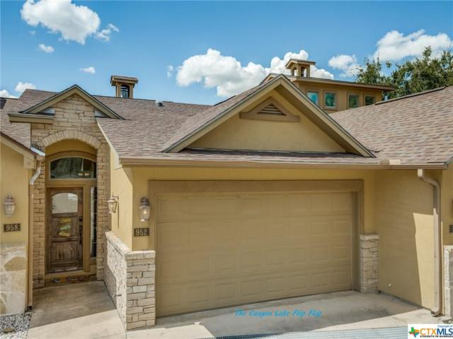 952 Parkview Drive, Canyon Lake, TX 78133 (MLS #379132) :: Berkshire Hathaway HomeServices Don Johnson, REALTORS®