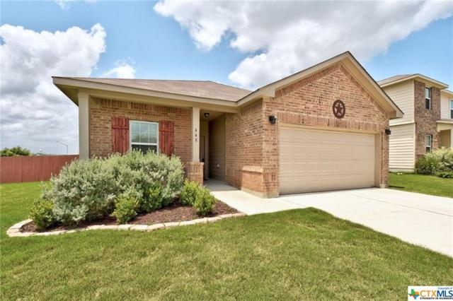 448 Westminster Drive, Kyle, TX 78640 (MLS #379241) :: RE/MAX Land & Homes