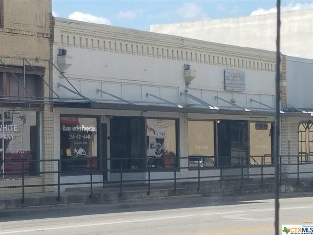 106 N Main Street, Belton, TX 76513 (MLS #379274) :: Marilyn Joyce | All City Real Estate Ltd.