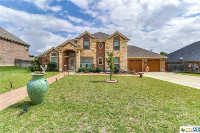 1615 Gold Splash Trail, Harker Heights, TX 76548 (MLS #379340) :: Brautigan Realty