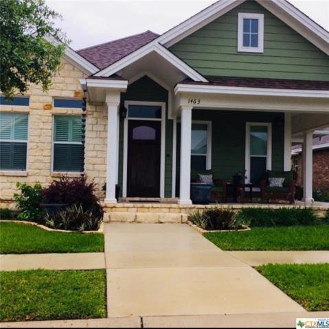 1463 Janets Way, New Braunfels, TX 78130 (MLS #379344) :: The Graham Team