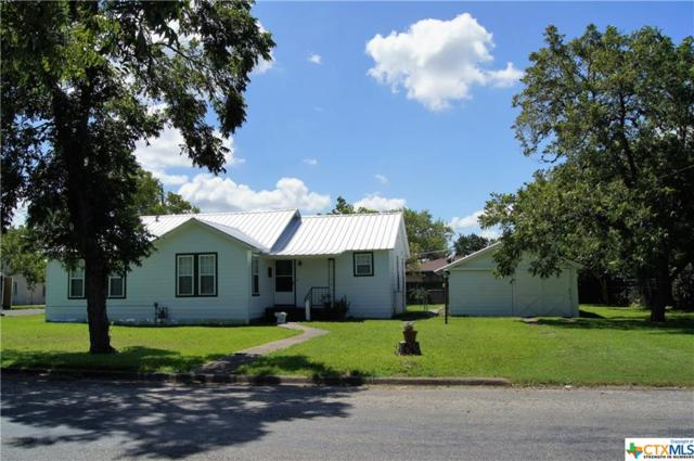 1202 Nelson Street, Yoakum, TX 77995 (MLS #379370) :: The Zaplac Group