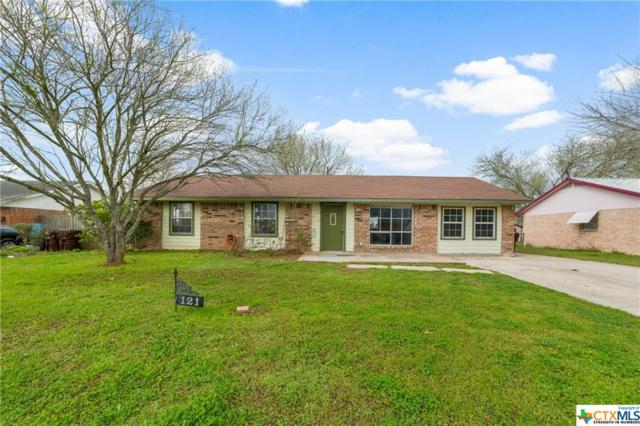 121 Sunset Drive, Lockhart, TX 78644 (MLS #379391) :: Vista Real Estate