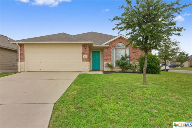 422 Emerald Ridge Drive, Temple, TX 76502 (MLS #379438) :: Brautigan Realty