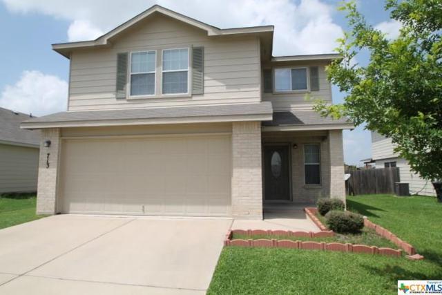 713 Perseus Drive, Killeen, TX 76542 (MLS #379489) :: Brautigan Realty