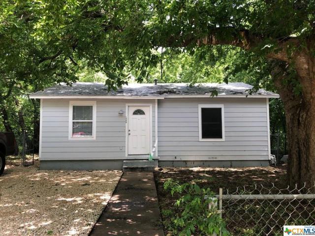 1409 E Avenue G, Killeen, TX 76541 (MLS #379562) :: Brautigan Realty