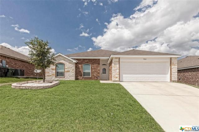 904 Paseo Del Plata, Temple, TX 76502 (MLS #379846) :: The Real Estate Home Team