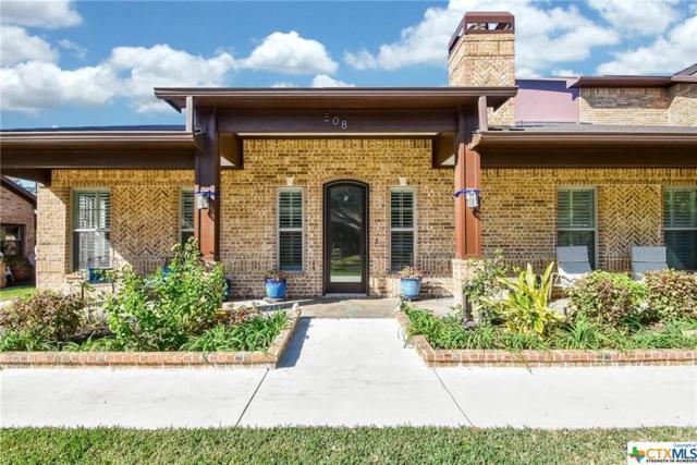 508 Regency, El Campo, TX 77437 (MLS #379865) :: Brautigan Realty