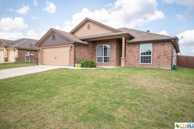 7202 Bose Ikard Drive, Killeen, TX 76549 (#379909) :: Realty Executives - Town & Country