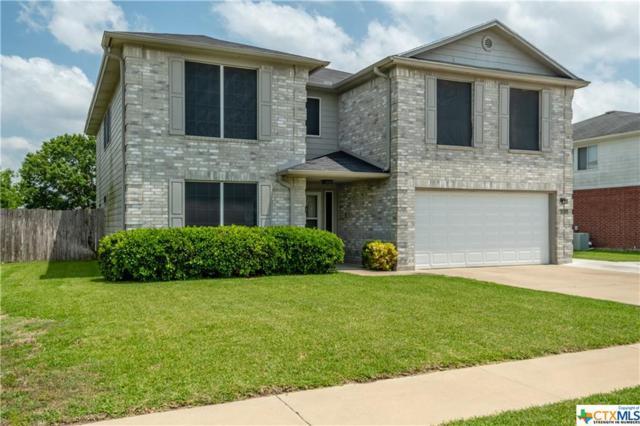 1702 Grey Fox Trail, Killeen, TX 76543 (MLS #379917) :: Vista Real Estate