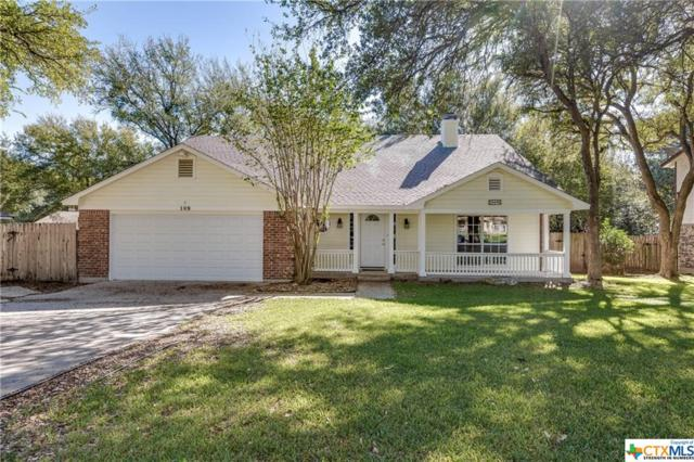109 St Andrews Place, Belton, TX 76513 (MLS #379959) :: Kopecky Group at RE/MAX Land & Homes