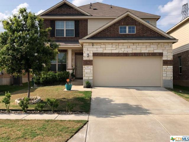 3413 Rusack Drive, Killeen, TX 76542 (MLS #379960) :: Vista Real Estate