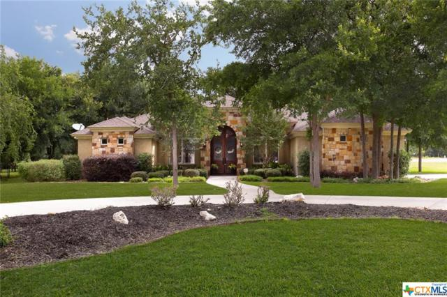 708 Deer Run Way Way, New Braunfels, TX 78132 (MLS #379982) :: Vista Real Estate