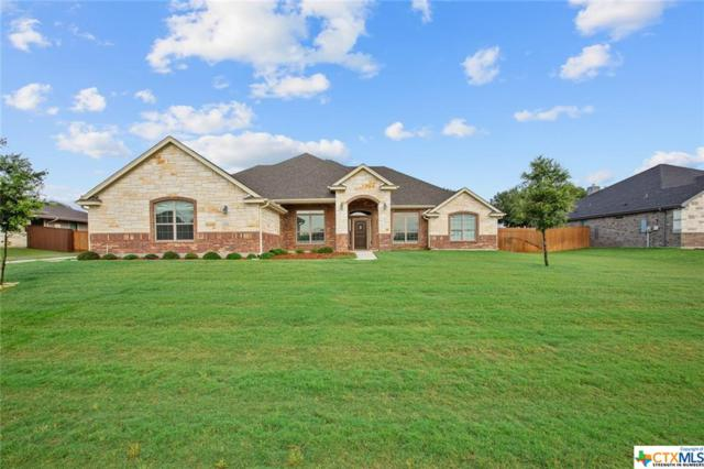 3038 Heritage Loop, Nolanville, TX 76559 (MLS #380736) :: The i35 Group