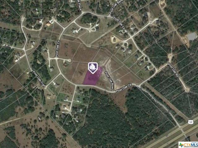 117 Post Oak Row, Inez, TX 77968 (#380893) :: Realty Executives - Town & Country