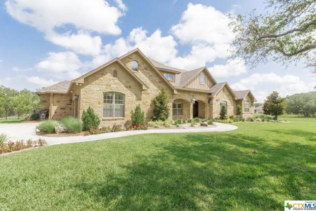 18 Post Oak Branch, Inez, TX 77968 (MLS #381107) :: The Real Estate Home Team